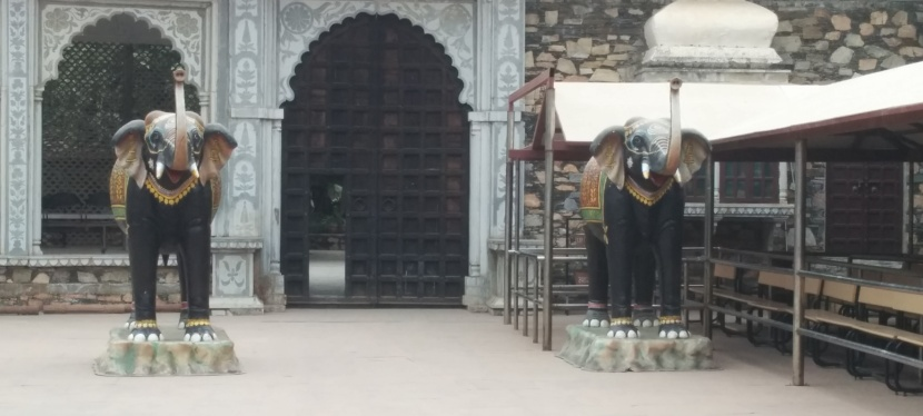 Brief Stop at Haldighati En Route to Udaipur: My Budget Travel Plan to Rajasthan