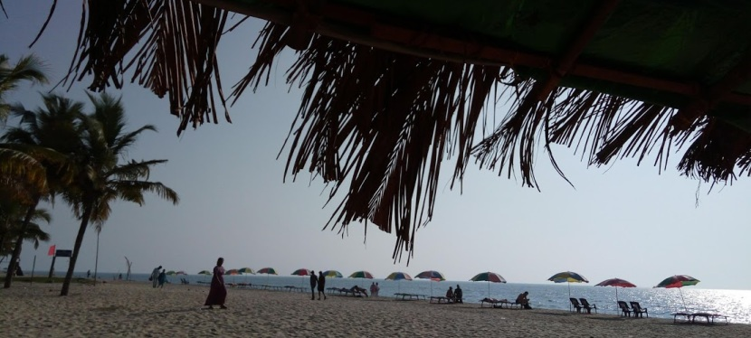 Travel Guide to #Marari Beach- My Solo travel plan to Kerala on a Budget- #GodsOwnCountry