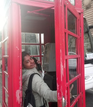 My Journey to the Land of Fairy-tales- #LondonTravel