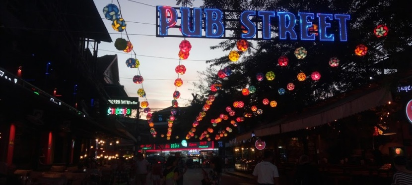 My #SoloTrip to #Cambodia- #SiemReap#NightMarket
