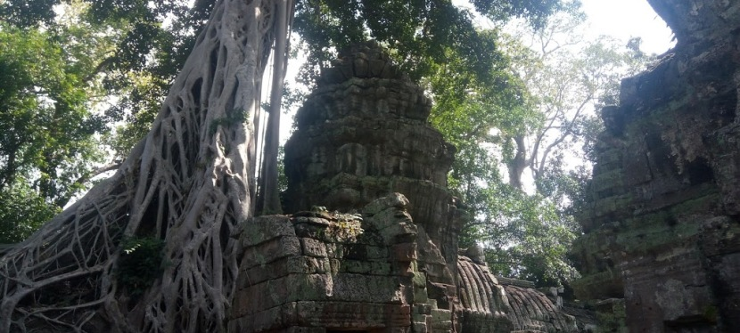 My #SoloTrip to #Cambodia: A full day #Sightseeing from#SiemReap