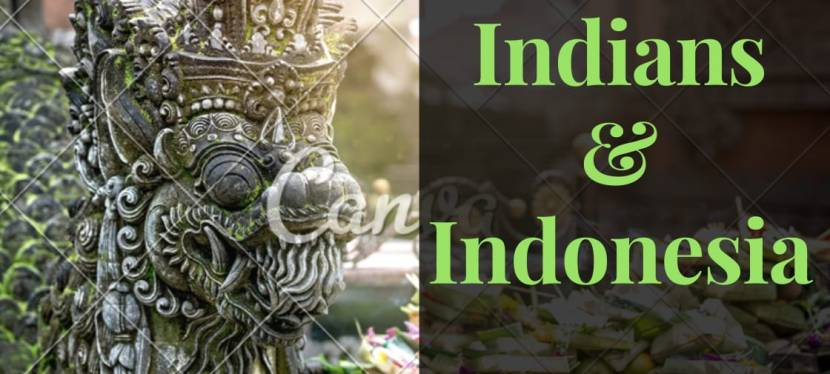 Indians and Indonesia