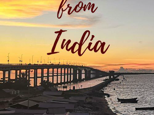 Book Review- Postcards From India