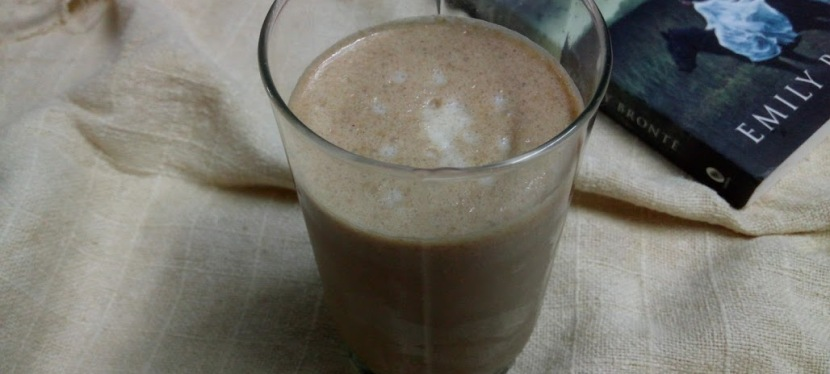 Coffee- Vanilla Smoothie