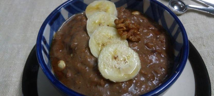 Healthy Porridge with someTwists