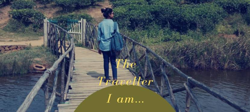 The Traveller I am— When it started?