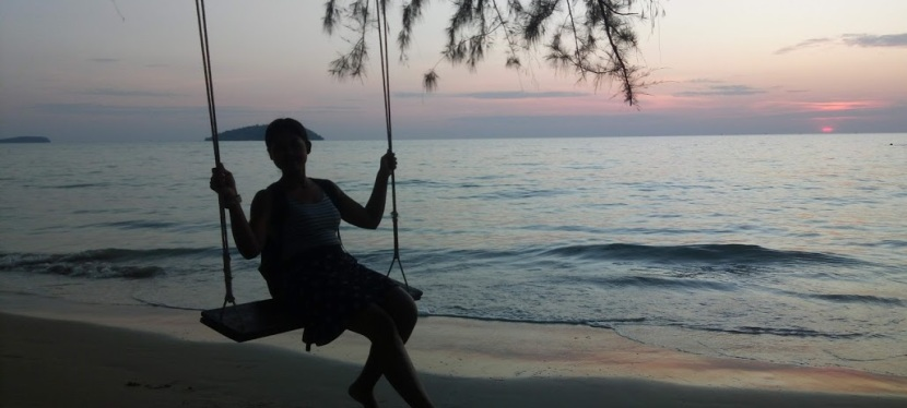 My Solo Trip to #Cambodia: Sihanoukville