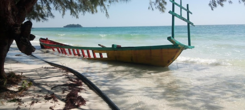 My Solo Trip to #Cambodia: Sihanoukville Sightseeing
