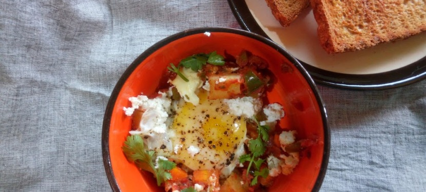 Turkish Shakshuka Recipe