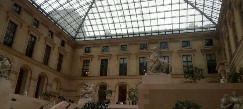 My Journey to the Land of Fairy- tales- One Full Day at Louvre Museum, Paris