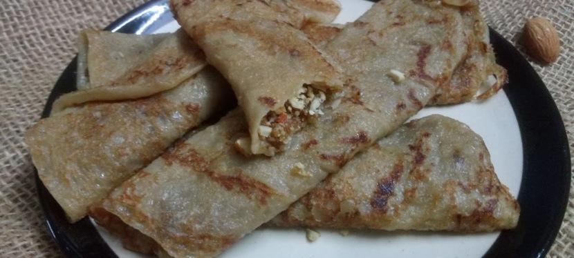 Healthy Patishapta Recipe