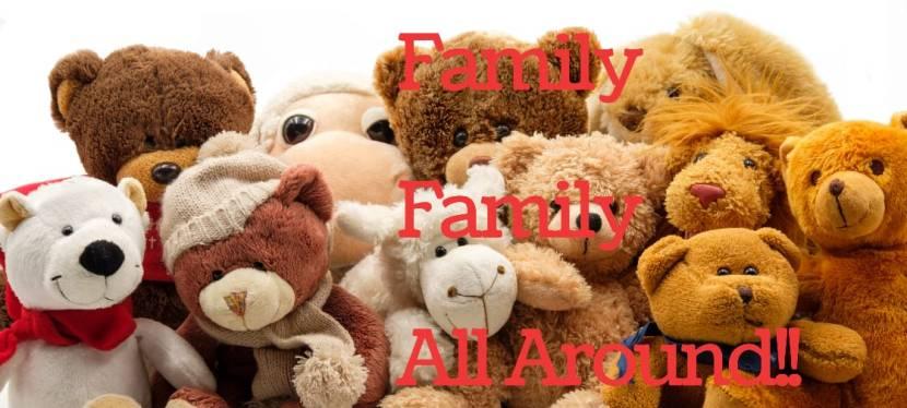 Family Family AllAround!!