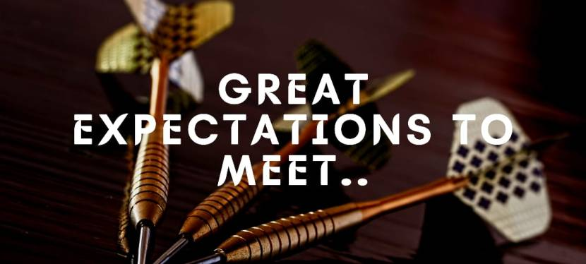 Great Expectations to Meet