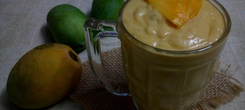 Healthy Mango SmoothieRecipe