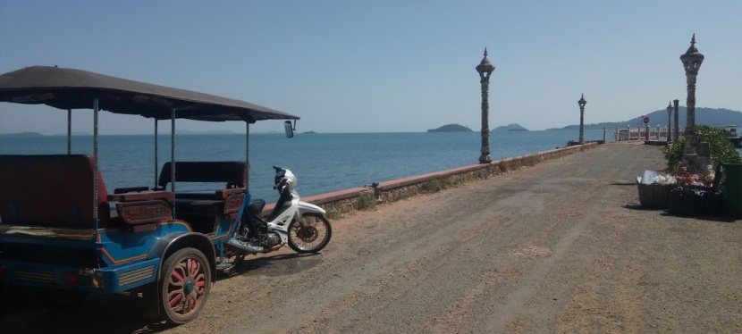 My Solo Trip to #Cambodia:Kep