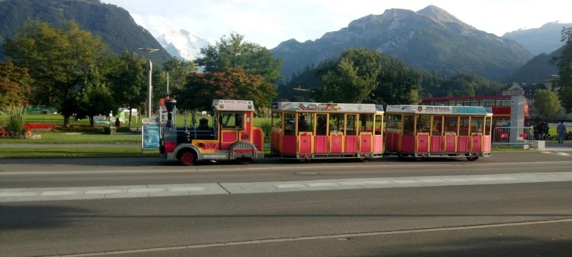 My Journey to the Land of Fairy-tales- Switzerland PartII