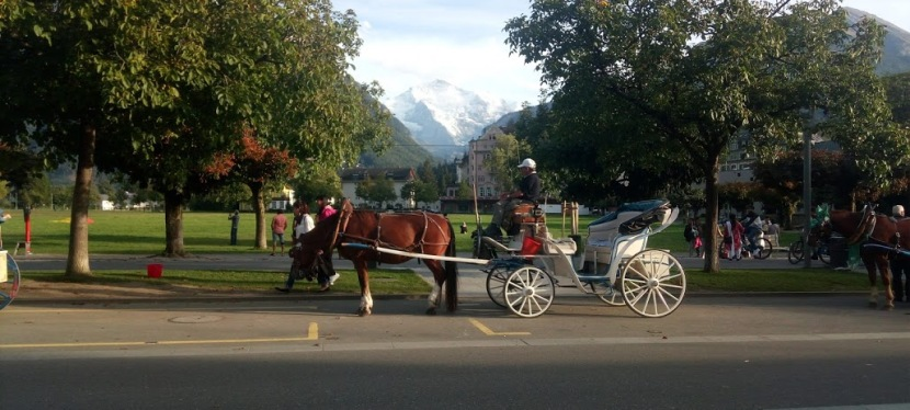 My Journey to the Land of Fairy-tales- Switzerland PartI